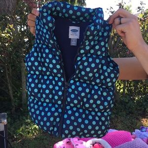 Old Navy Puffer Vest XS